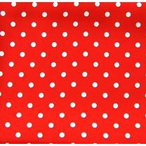 897e0fb3322120 Wild Rag - Polka Dot White on Red 36